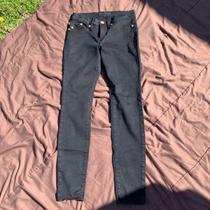 Black rock and republic jeans